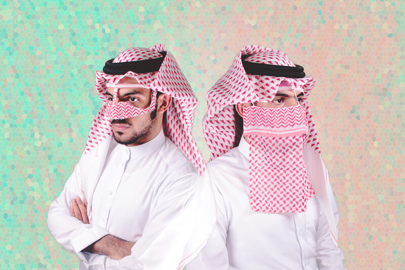 Abdullah Al-Mutairi- MASKulinity1